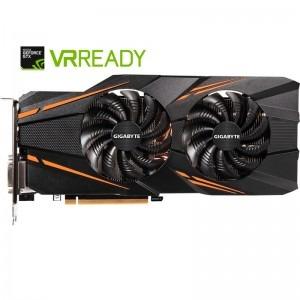 Placa video GIGABYTE GeForce GTX 1070 Windforce OC 8GB DDR5 256-bit