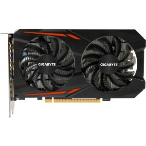 Placa video GIGABYTE GeForce GTX 1050 Ti OC 4GB DDR5 128-bit