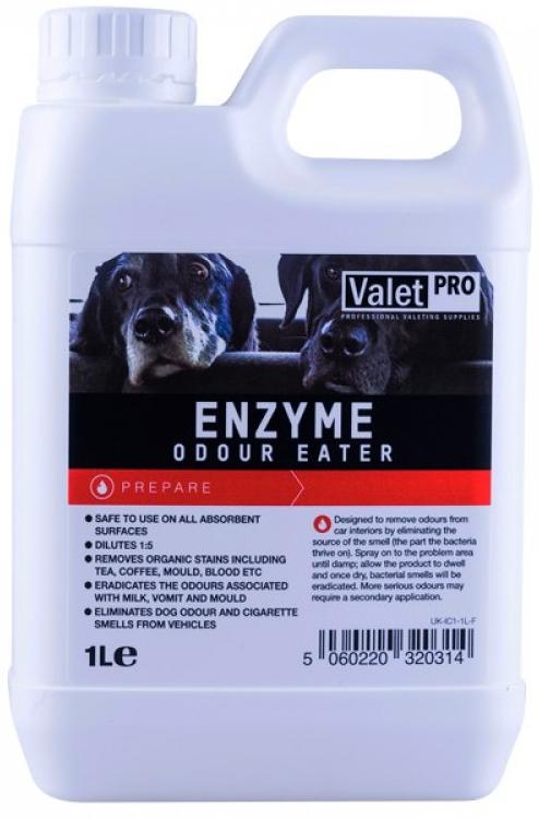 Curatare A/C & Odorizant Valet Pro Enzyme Odour Eater 1l - Neutralizator Mirosuri