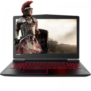 Notebook / Laptop Lenovo Gaming 15.6'' Legion Y520, FHD IPS, Procesor Intel® Core™ i5-7300HQ (6M Cache, up to 3.50 GHz), 8GB DDR4, 1TB, GeForce GTX 1050 4GB, FreeDos, Black, Backlit