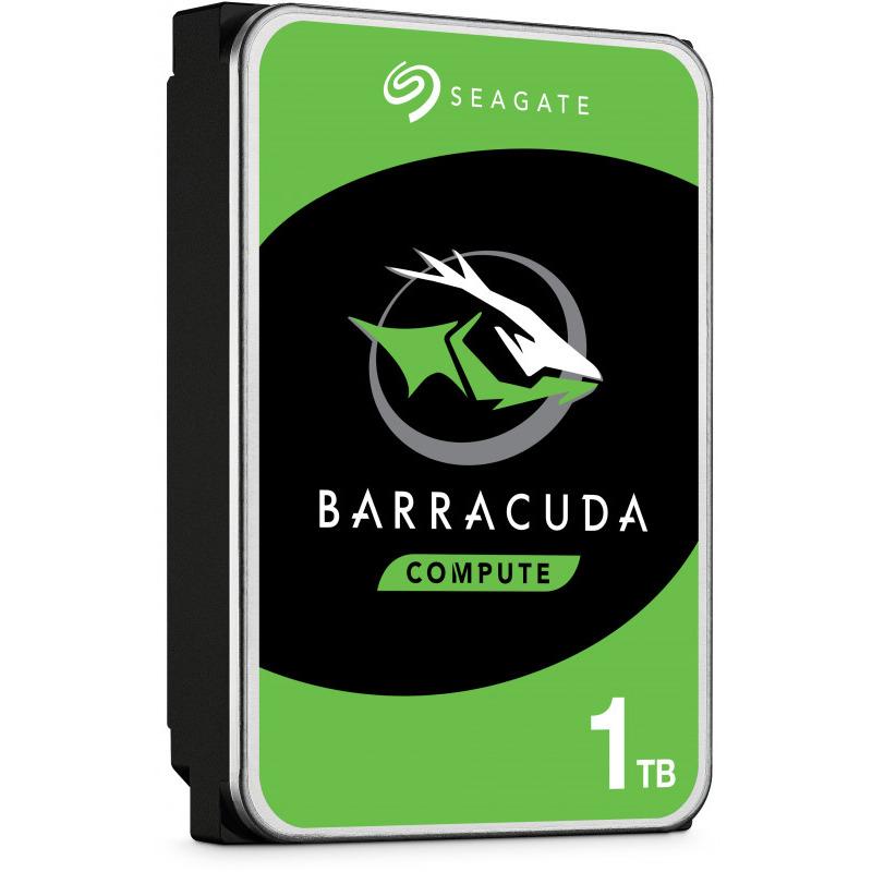 Hard disk Seagate BarraCuda 1TB SATA-III 7200RPM 64MB [2]