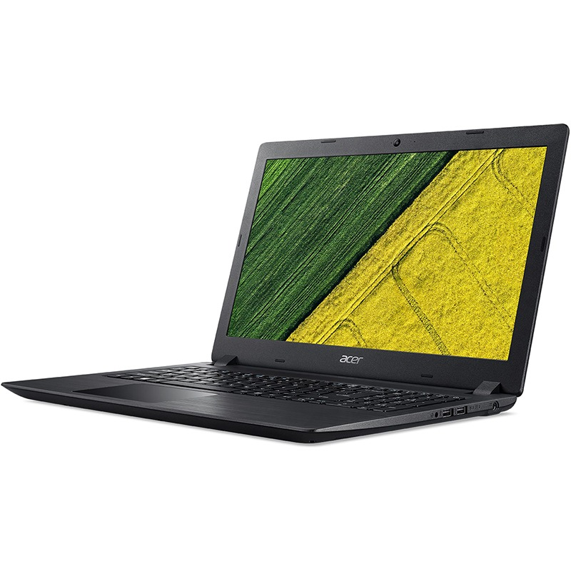 Notebook / Laptop Acer 15.6'' Aspire A315-21G, FHD, Procesor AMD A9-9420 (1M Cache, up to 3.6 GHz), 4GB DDR4, 1TB, Radeon 520 2GB, Linux, Black