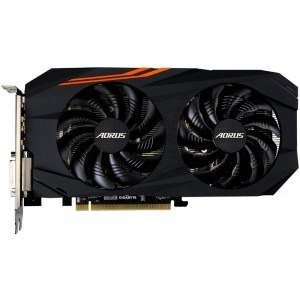 Placa video GIGABYTE AORUS Radeon RX 570 4GB DDR5 256-bit