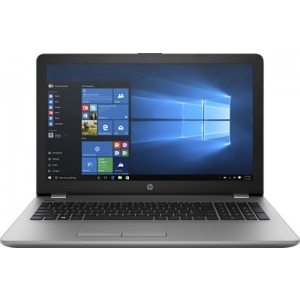 """Notebook / Laptop HP 15.6"""" 250 G6, FHD, Procesor Intel® Core™ i5-7200U (3M Cache, up to 3.10 GHz), 8GB DDR4, 256GB SSD, GMA HD 620, Win 10 Pro, Silver"""