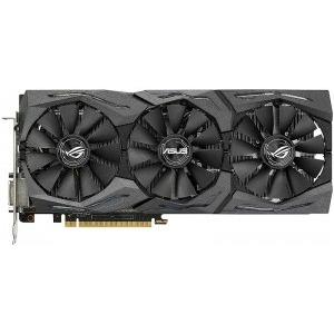 Placa video ASUS GeForce GTX 1070 Ti STRIX GAMING 8GB DDR5 256-bit