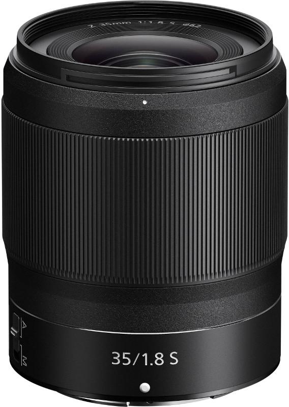Obiectiv Nikon Z 35mm f/1.8 S NIKKOR