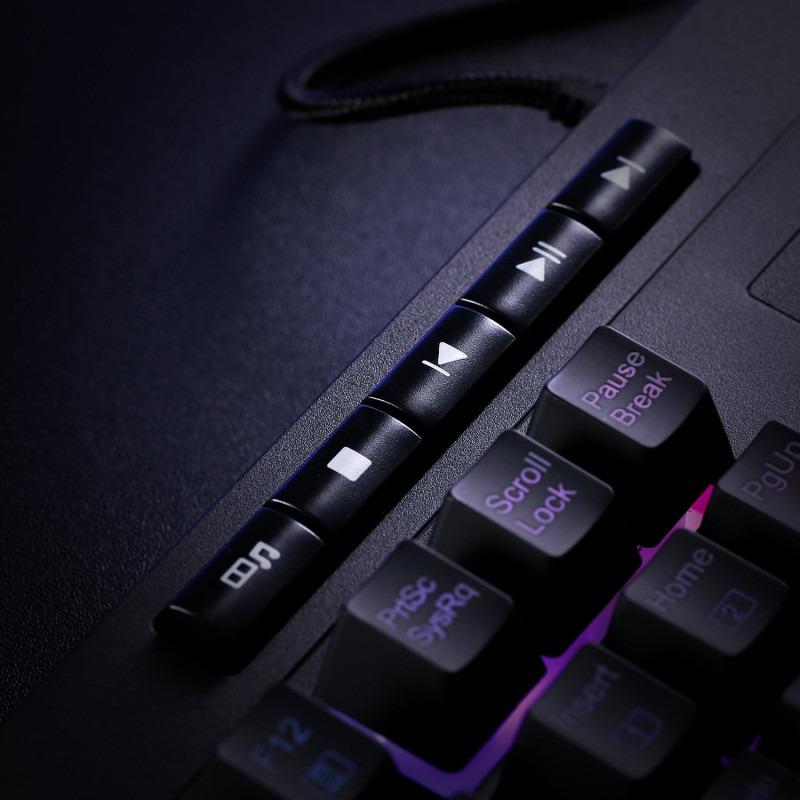 Pachet gaming Redragon, tastatura gaming Shiva RGB + mouse gaming Ranger RGB 4
