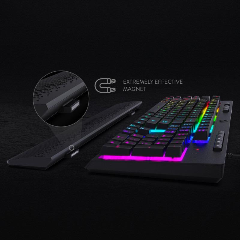 Pachet gaming Redragon, tastatura gaming Shiva RGB + mouse gaming Ranger RGB 3