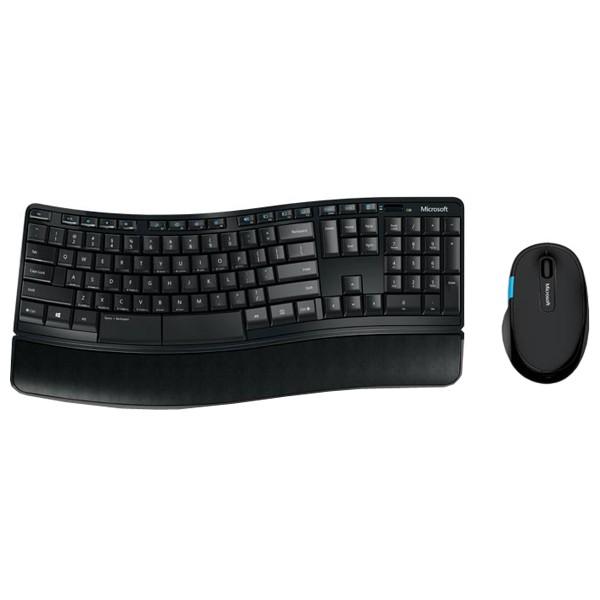 Kit tastatura + mouse Microsoft Sculpt Comfort