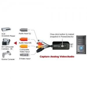 Placa De Captura Compro VideoMate C200 Plus