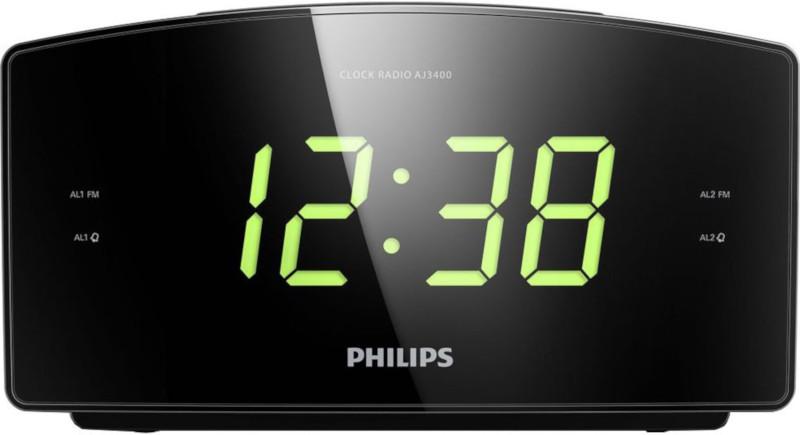 Accesoriu multimedia Philips AJ3400 Radio cu ceas