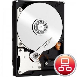 Hard disk WD Red 3TB SATA-III 5400RPM 64MB