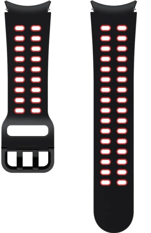 Curea Samsung Extream Sport M/L Black pentru Galaxy Watch 4