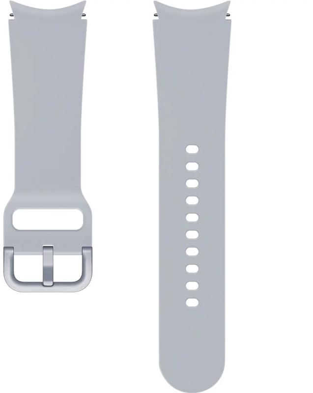 Curea Samsung Sport Band M/L, Silver pentru Galaxy Watch 4/Classic