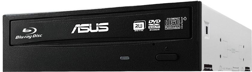 Unitate optica ASUS Blu-Ray Writer BW-16D1HT Bulk Black