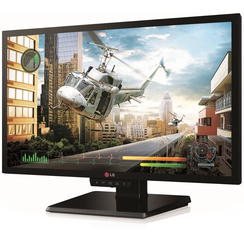 Monitor LED LG Gaming 24GM77-B 24 inch 1ms Black 144Hz