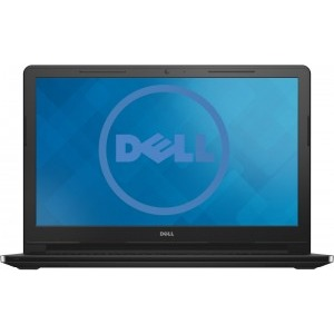 Notebook / Laptop DELL 15.6'' Inspiron 3552 (seria 3000), HD, Procesor Intel® Celeron® Dual Core N3060 (2M Cache, up to 2.48 GHz), 4GB, 500GB, GMA HD 400, Linux, Black
