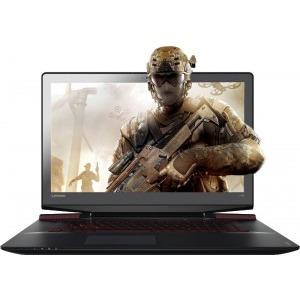 Notebook / Laptop Lenovo Gaming 17.3'' Ideapad Y700, FHD IPS, Procesor Intel® Core™ i7-6700HQ (6M Cache, up to 3.50 GHz), 8GB DDR4, 1TB, GeForce GTX 960M 4GB, FreeDos, Black