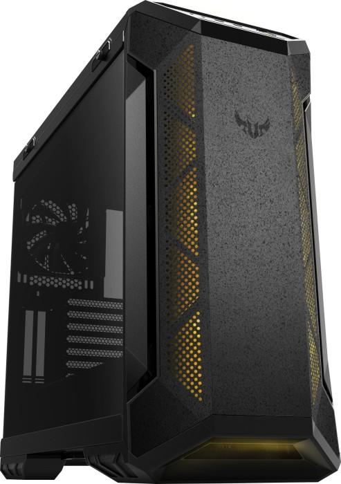 PC Gaming Cerberus Powered by ASUS, Intel i7 11700KF 3.6GHz, 16GB DDR4, 2TB SSD, RTX 3080 Ti 12GB GDDR6X, Iluminare RGB, Windows 10 Home preinstalat (Game Ready)