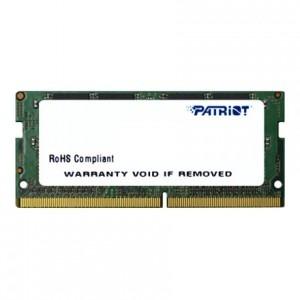 Memorie notebook Patriot 8GB, DDR3, 1600MHz, CL11, 1.35v