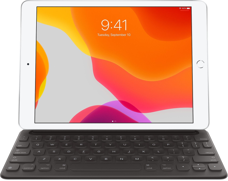 Apple Husa cu tastatura Smart, layout RO, pentru iPad (7th gen.)/iPad Air (3rd gen.)