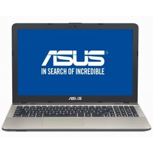 Notebook / Laptop ASUS 15.6'' VivoBook X541UA, FHD, Procesor Intel® Core™ i5-7200U (3M Cache, up to 3.10 GHz), 4GB DDR4, 256GB SSD, GMA HD 620, Endless OS, Chocolate Black